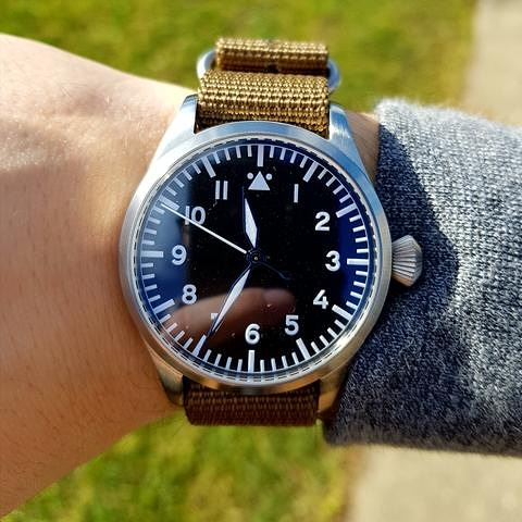 2526b7fdf2e Tisell Watches: The most underrated homage micro-brand from South Korea.
